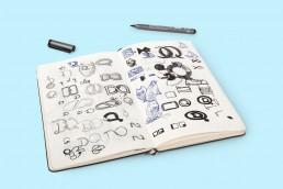data-quest Logo-Scribble